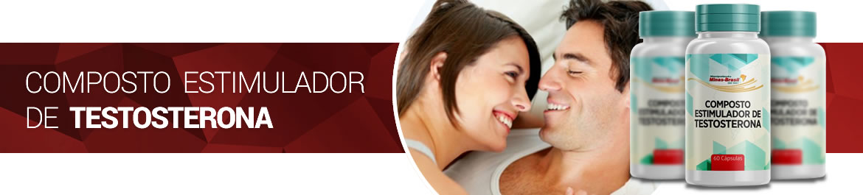 Compre Suplemento de Testosterona com o melhor preço! Frete Grátis para todo o Brasil