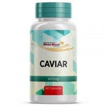 Fosfolipídeos do Caviar 400 Mg - 60 Cápsulas